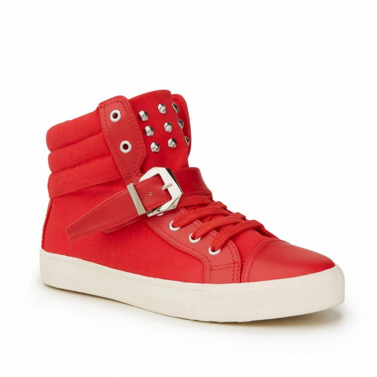 Sportsgirl, Buckle Creeper Hi Top
