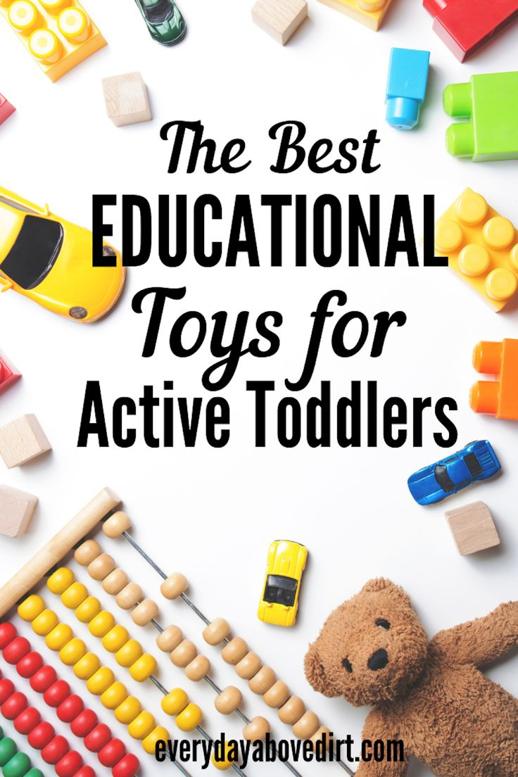 Best Toys for 3 Year Olds | Educational toys for toddlers ...