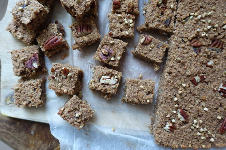Speculaas Havermout Bites