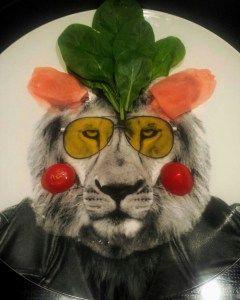 lion salad