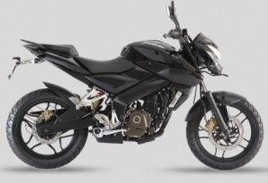 pulsar 200ns color black 300x205 New Bajaj Pulser 200 NS DTS i Price and Review