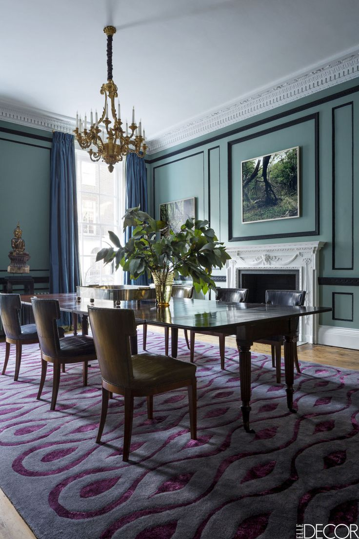 189 Best Images About Dining Rooms On Pinterest House Tours House Interior