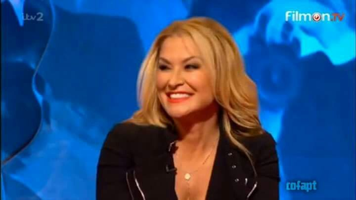 "NEWS: Anastacia is right now on the British TV show ""Celebrity Juice"". More…"