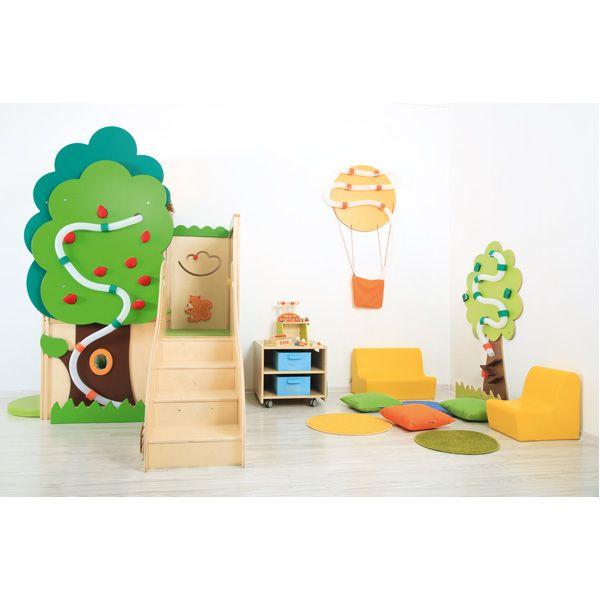 Domek na drzewie #moje bambino #plac zabaw #playground #kids #fun  http://www.mojebambino.pl/wewnetrzne-place-zabaw/4806-domek-na-drzewie.html