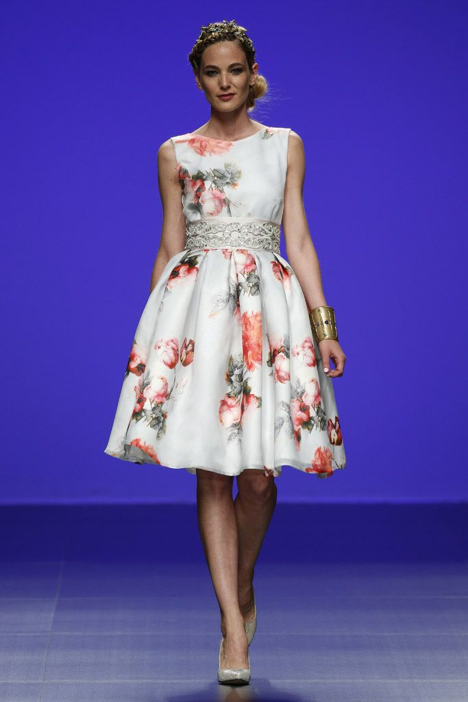 Mejores 34 imágenes de Invitadas de boda en Pinterest | Vestidos ...