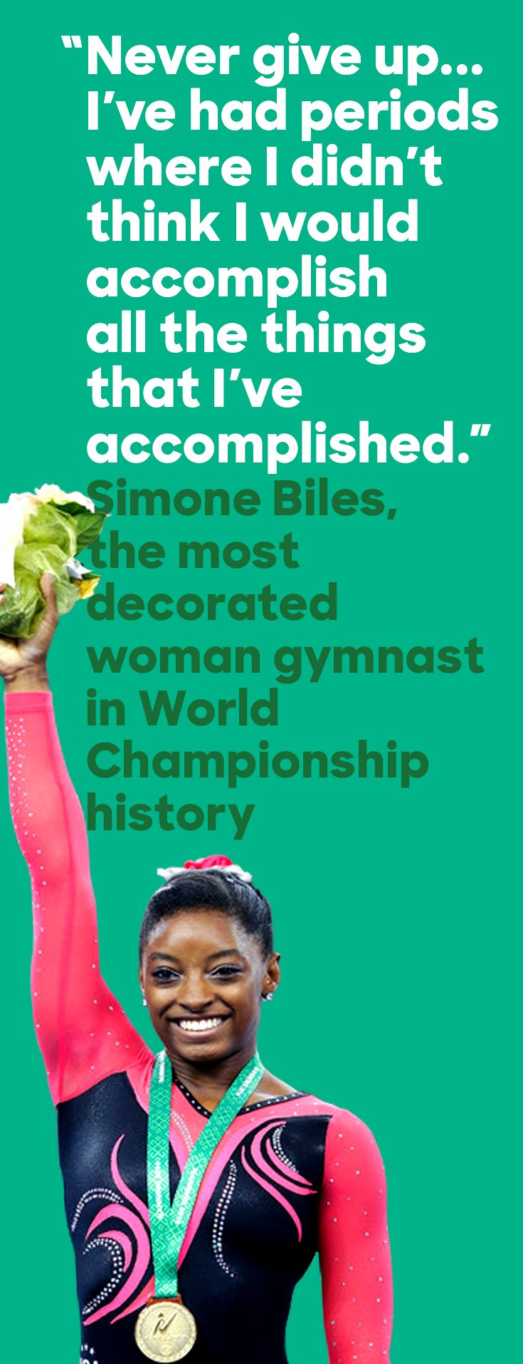 Three-time world all-around champion Simone Biles is set to make history at the…