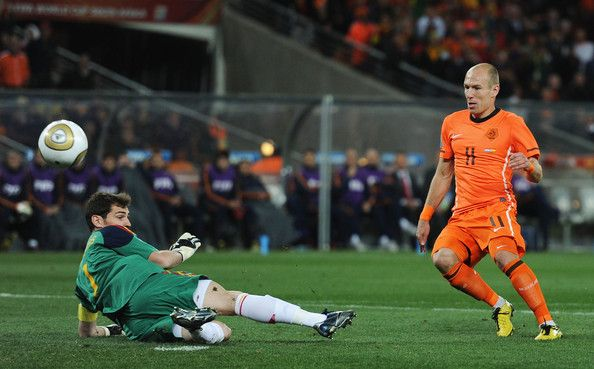 Arjen Robben Photos Photos Netherlands V Spain 2010 Fifa World Cup Final World Cup Final International Football Fifa World Cup