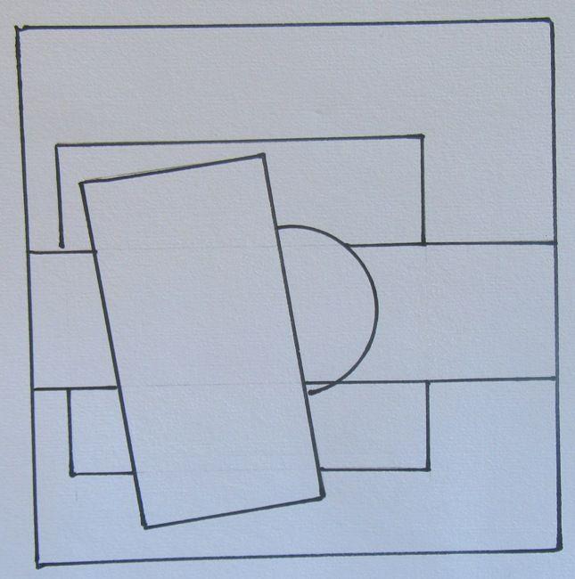 April Sketch Card Challenge