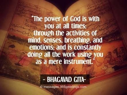 bhagwat gita quotes - Google Search