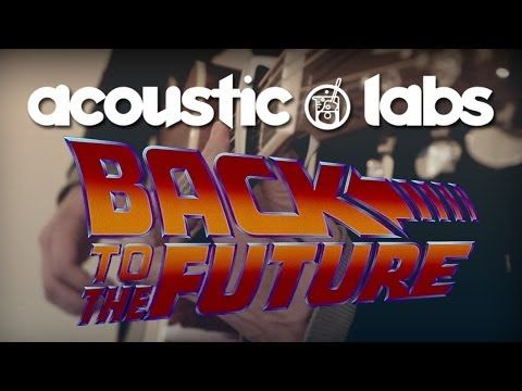 "This Acoustic Version Of The ""Back To The Future"" Theme Song Will Give You Goosebumps"