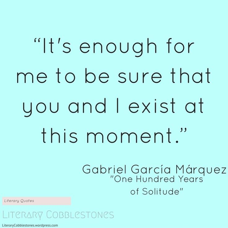 8 best march 2016 new month new literature images on pinterest literary quote from gabriel garca mrquezs one hundred years of solitude fandeluxe Gallery