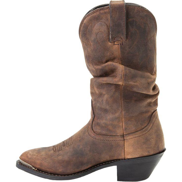 Perfect Womenu0026#39;s Crush By Durangou00ae 11u0026quot; Slouch Boots Dark Bourbon - 578114 Cowboy U0026 Western Boots At ...