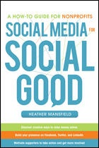 "Attended Heather Mansfield's ""Social Media for Social Good"" workshop in Auckland. Lots of really practical tips for social media practitioners. Heather Mansfield uses the Internet for positive social impact. Her latest endeavour is head blogger at Nonprofit Orgs 2.0. 2012"