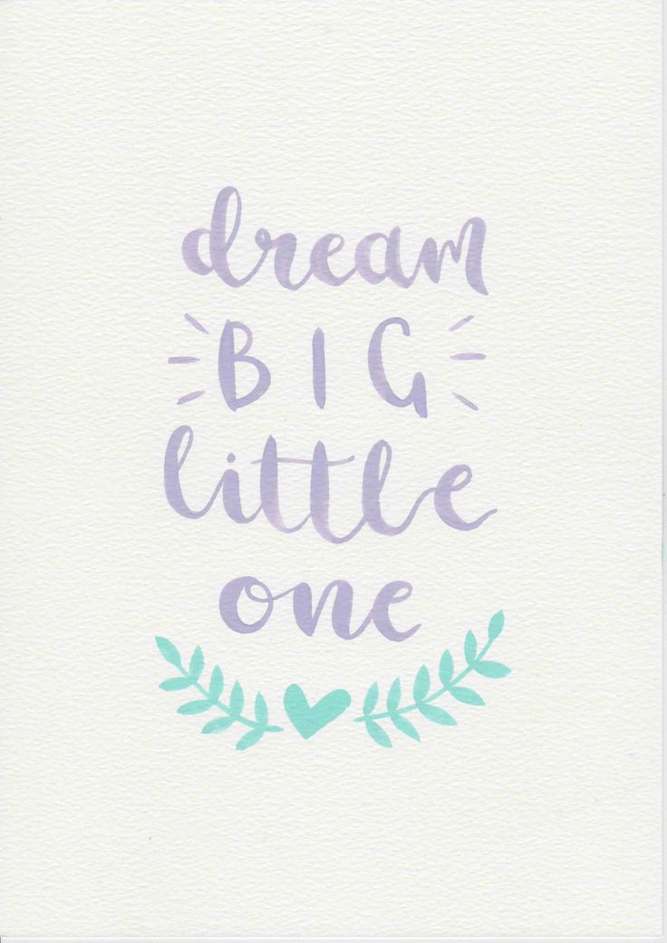 Dream Big Nursery Quote, Purple Mint Nursery Art, Purple Mint Kids Room, Nursery Print, Girls Decor, Baby Girl Gift, Pastel Kids Room Art by violetandalfie on Etsy
