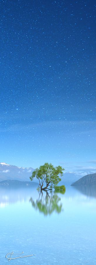 Lake Wanaka - New Zealand   #World #Travel