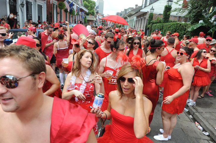 Summer in New Orleans really heats up in August with these four fun filled events.