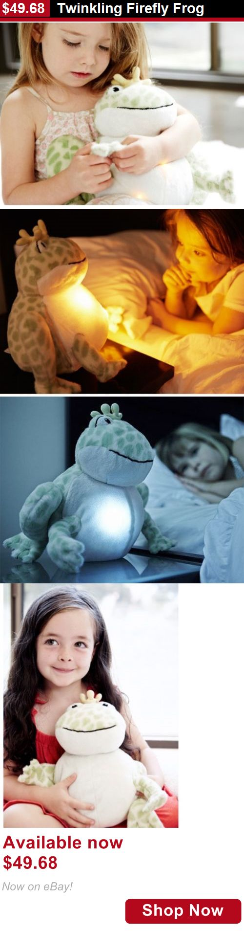 Other Toys for Baby: Twinkling Firefly Frog BUY IT NOW ONLY: $49.68