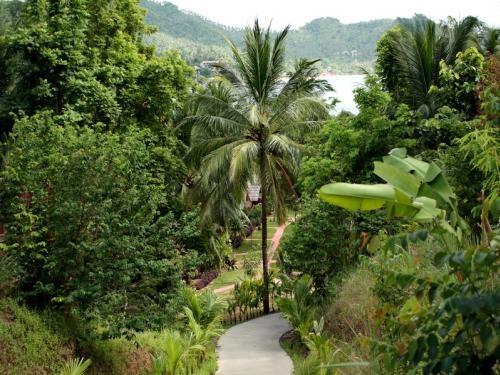 Longtail Beach Resort, Ko Pha Ngan, Thailand