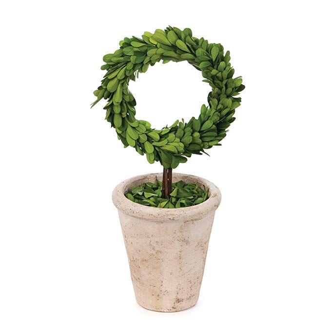 Topiary Boxwood Artificialplant Fauxplant Homedecor Skalny