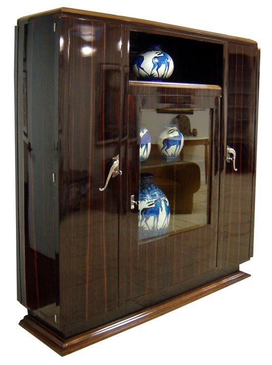 1555 best art deco streamline moderne images on. Black Bedroom Furniture Sets. Home Design Ideas