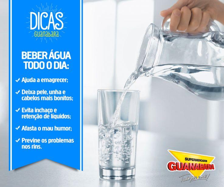 Benefícios de beber água todo o dia. Você tem preguiça de levantar para beber água? Não consome 2L ou mais por dia? Se liga nesses benefícios que farão você consumir água regularmente.