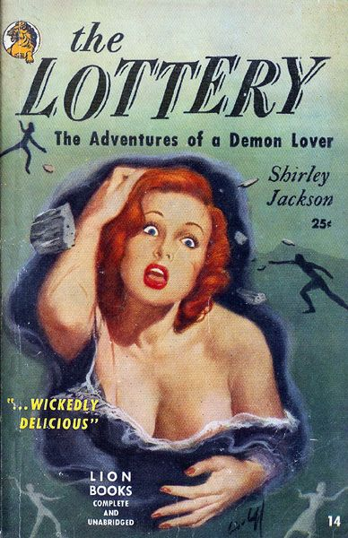 """the credibility of the author in the short story the lottery by shirley jackson """"it was not my first published story, nor my last,"""" the writer recounted in a 1960 lecture, """"but i have been assured over and over that if it had been the only in one such letter, miriam friend, a librarian-turned-housewife, wrote """"i frankly confess to being completely baffled by shirley jackson's 'the lottery."""