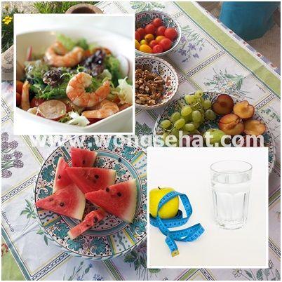 Makanan dan Minuman Sehat Saat Berpuasa