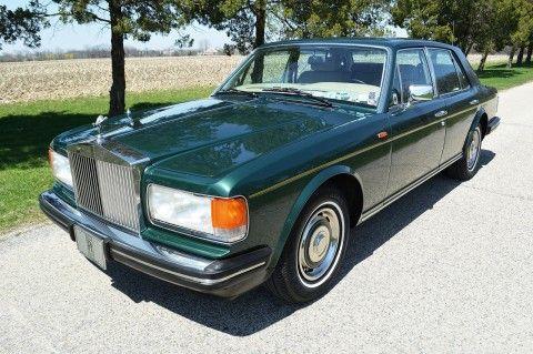 1987 Rolls Royce Silver Spirit Sedan for sale