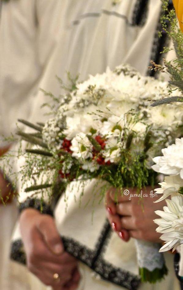 #buchetmireasa #nuntatraditionala #jurnalcuflori