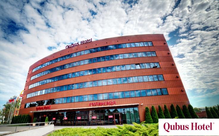 "Qubus Hotel Łodź-third place in the category ""Hotels in Łódź"""