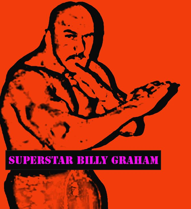 SuperStar Billy Graham 2013