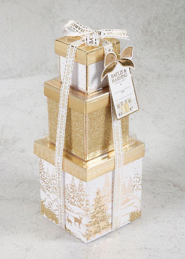 Baylis & Harding Body Gift Set gold Matalan WAS £10 NOW £7.50