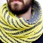 Вязание-спицы >Двухцветная резинка . Обсуждение на LiveInternet - Российский Сервис Онлайн-Дневников