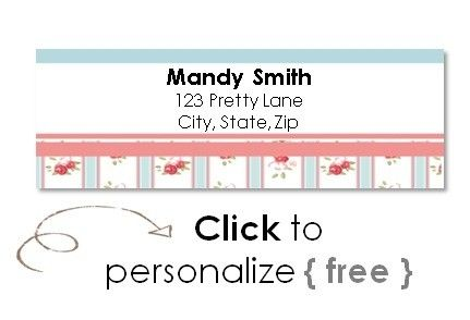 Free mailing labels that can be created online free with our label maker.