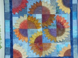 Embellishing Quilts with Doilies Class with Heather Grover - June 5, 2015
