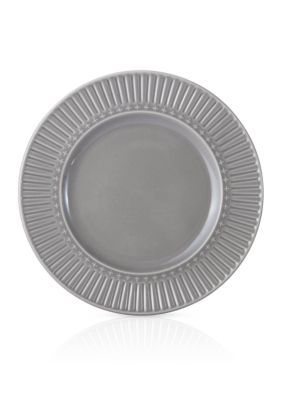 Mikasa  Italian Countryside Fluted Salad Plate - Gray - One Size