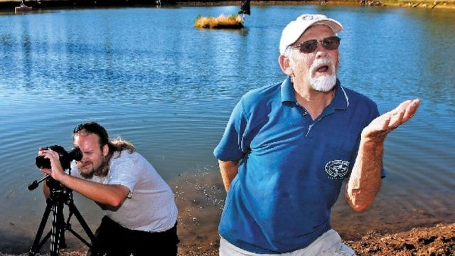 Homem é condenado à prisão por coletar água da chuva em Oregon, EUA.