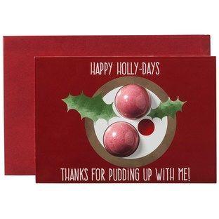 Bomb Cosmetics Christmas Card