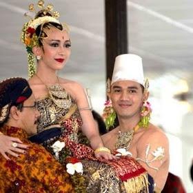 Indonesian royal princess