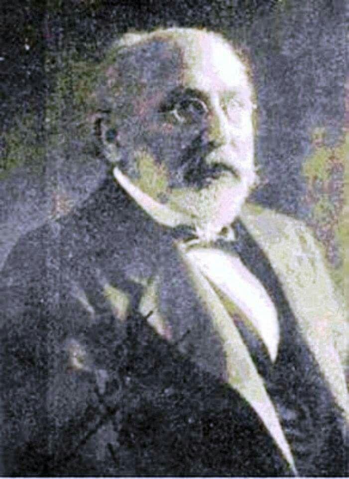 PEDRO BONIFACIO PALACIOS ALMAFUERTE San Justo-Argentina, 1854-La Plata, 1917