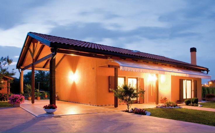 La casa in legno costa dal 5 al 15% in meno a parità di prestazioni