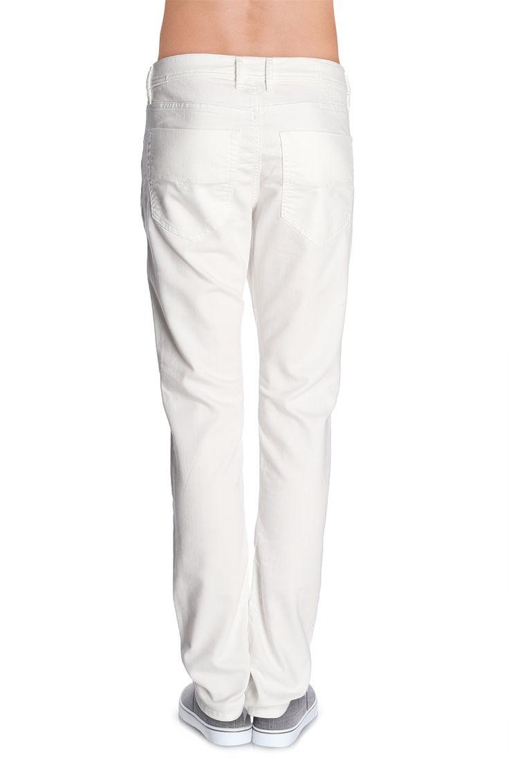les 25 meilleures id es de la cat gorie pantalon blanc homme sur pinterest pantalon en cuir. Black Bedroom Furniture Sets. Home Design Ideas