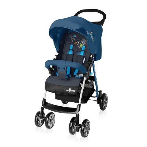 Baby Design Mini babakocsi lábzsákkal - 2016 03 Blue - Zsebi Babaáruház - Babakocsik, bababútorok, autósülések, etetőszékek - Széles választék, kedvező árak