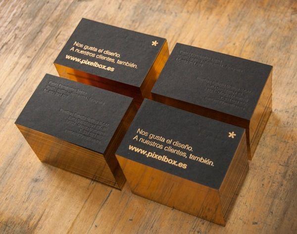 Pixelbox Bussines Card by Pixelbox, via Behance