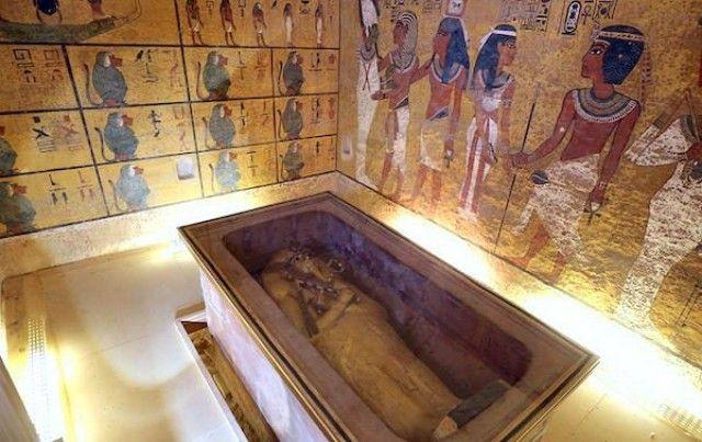 Egyiptomi sír