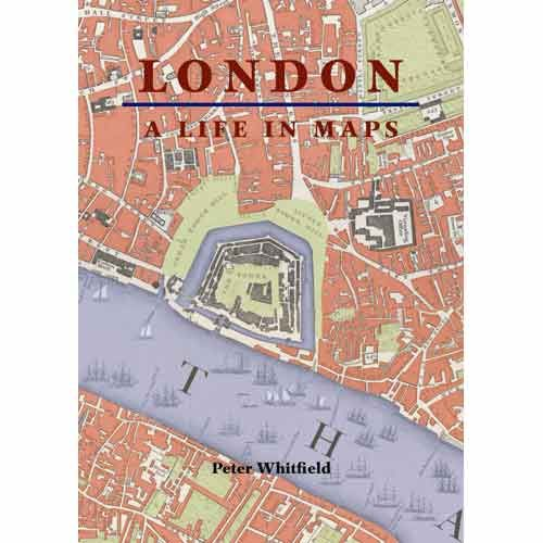 London: A Life in Maps. The history of London examined through 100 significant historical maps from the mid-16th century to the present day. £15.95