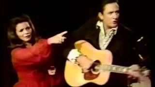 "Johnny Cash and June Carter - ""Jackson"", via YouTube."