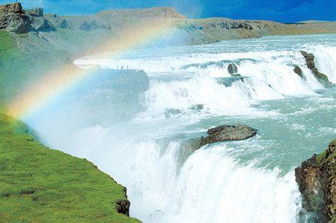 大自然と温泉を巡る アイスランド大満喫6日間