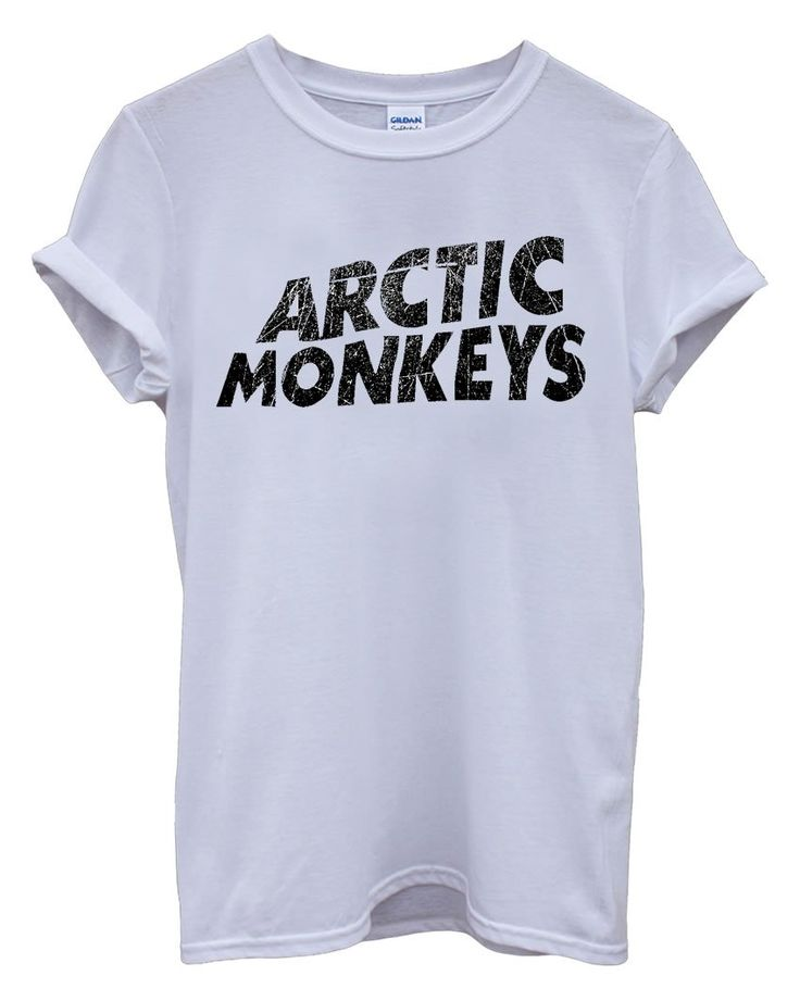 New Arctic Monkeys T-shirt Rock Band Unisex Top T-Shirt: Amazon.fr: Vêtements et accessoires