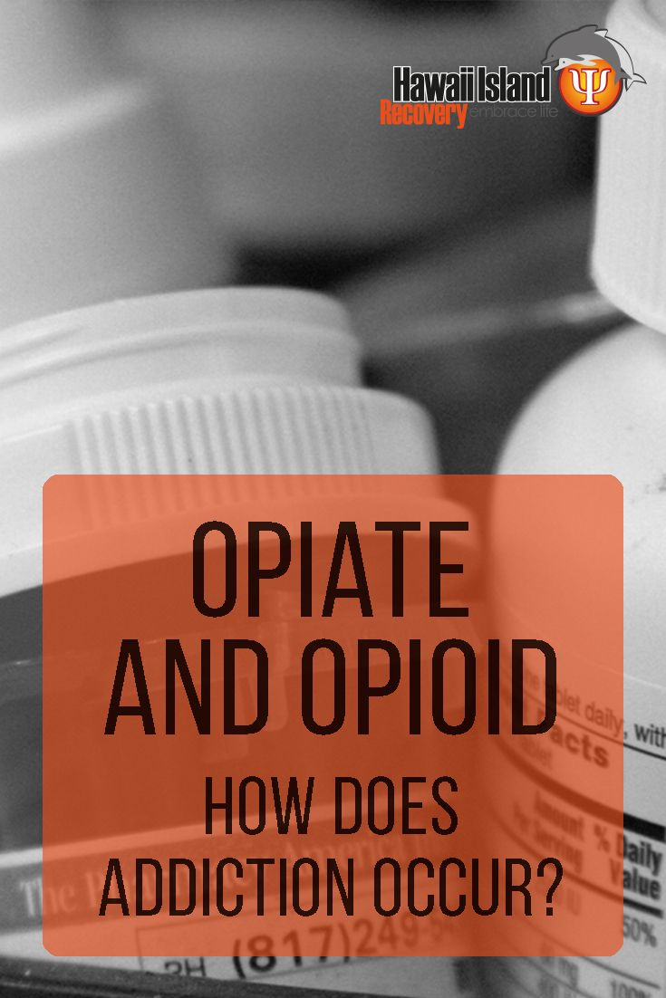 Opiate and Opioid Addiction: The Facts Behind a National Epidemic | #opiate #addiction #recovery #hawaii